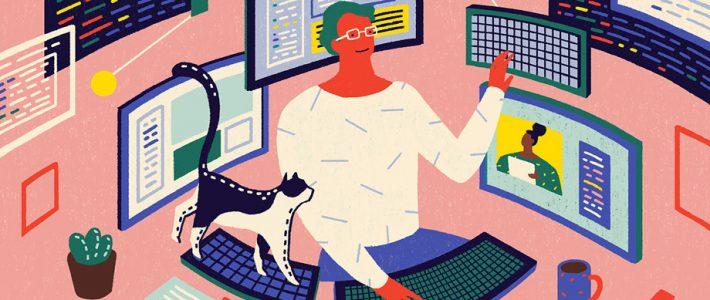 Саморазвитие в онлайне: курсы, ресурсы, а стоит ли?