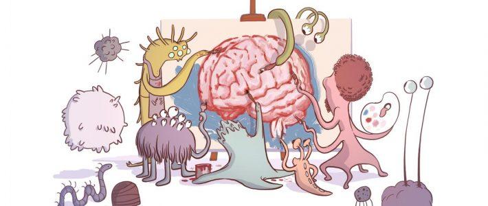 Американские ученые выяснили, что кишечные бактерии определяют, станет ли ребенок гением или аутистом